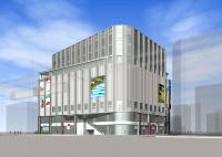 日土地千葉ビルの完成予想(資料:日本土地建物)