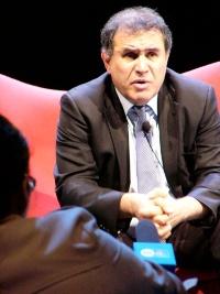 ニューヨーク大学のNouriel Roubini教授