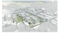 Sustainable Urban Redevelopmentのイメージパース(資料:MIPIM)