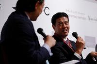 日本政策投資銀行の矢口一成氏(写真:PERE)