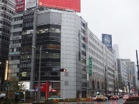 東京駅前八重洲一丁目東地区の現況