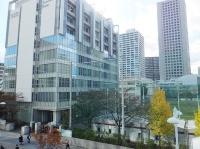 東京工業大学田町キャンパス事業敷地A(2019年11月撮影)
