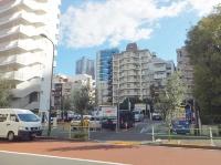東京工業大学田町キャンパス事業敷地B(2019年11月撮影)