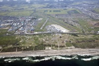 コンセッション方式を導入する仙台空港(写真:国土交通省東北地方整備局)
